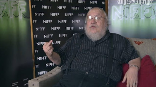 "GRRM Tells People Who Think He Won't Finish The Books ""F*ck You"""
