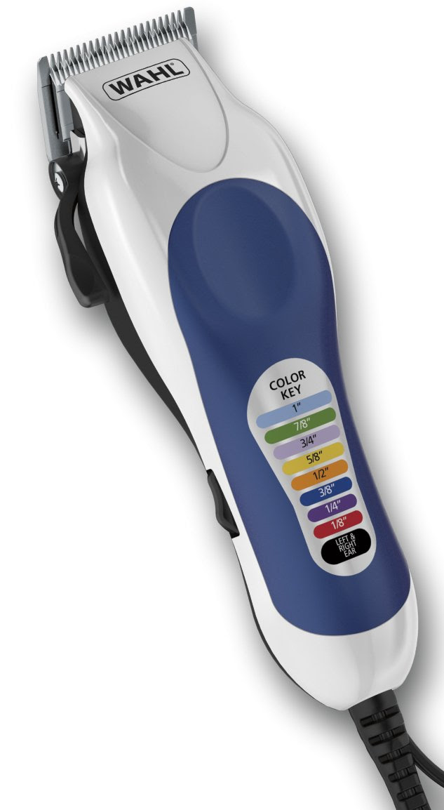 20 Piece Professional Barber Salon Wahl iTrimmersi