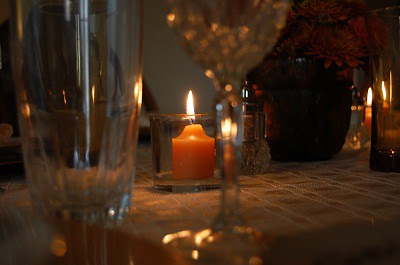 Thanksgiving Candlelight 2009