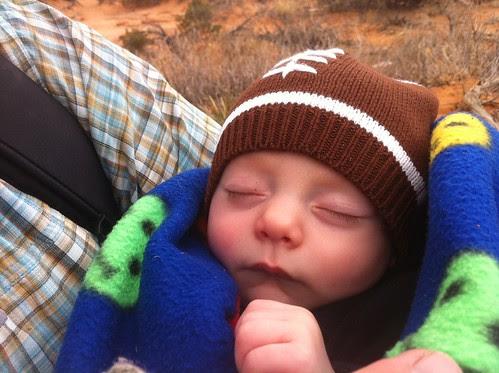 Sleeping Waylon