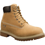 """Men's Magnum Work Foreman 6"""" Insulated Waterproof Leather Boots"""