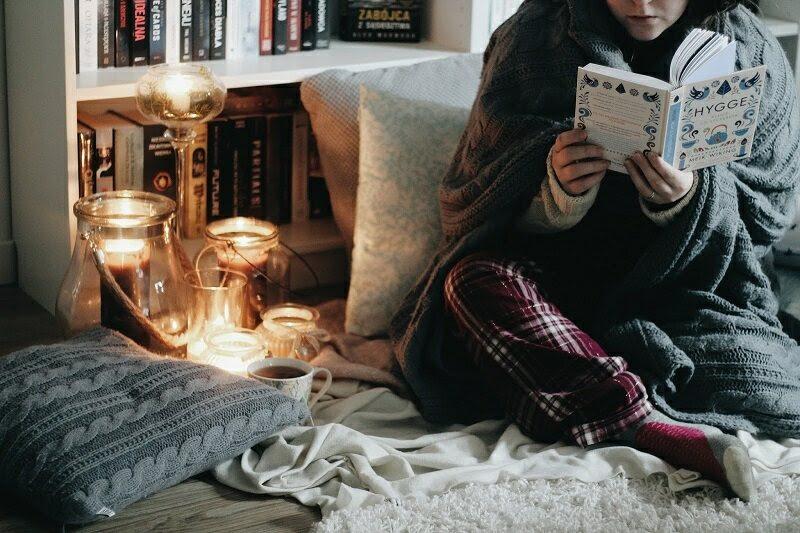 Как создать уютный уголок для чтения