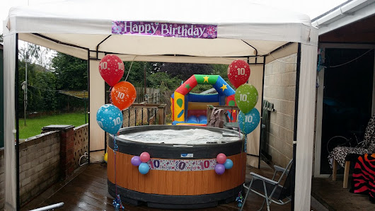 Hot Tub Hire Wigan - Hire a Hot Tub for less than £45/day!