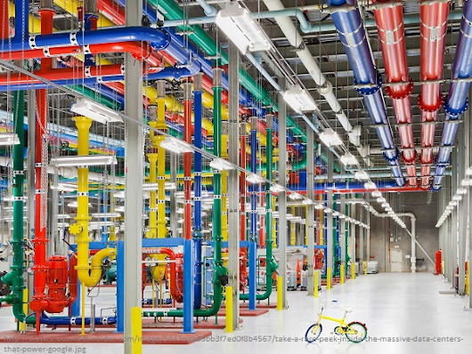 Google Increases Data Center Expenditure, Aims to Capture More Market Share