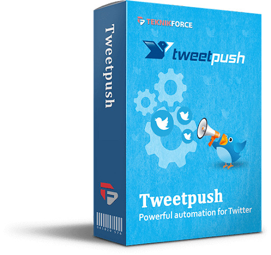 [$3 Discount] Leverage the most powerful Twitter marketing tool