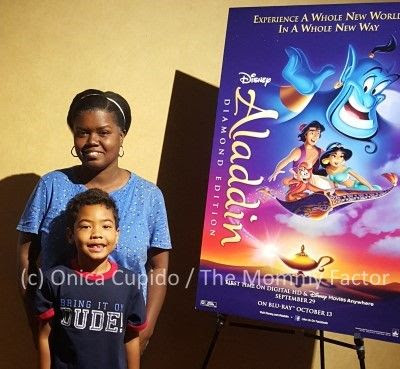 The Moms Aladdin Diamond Edition Screening with Scott Weigner and Linda Larkin