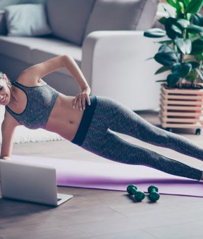 Live Streaming Fitness: Lifetime Subscription for $99