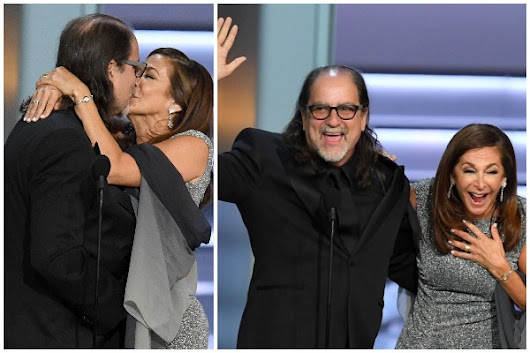 Emmy Award Winner Glenn Weiss and Fiancée Jan Celebrate Engagement On 'Jimmy Kimmel'