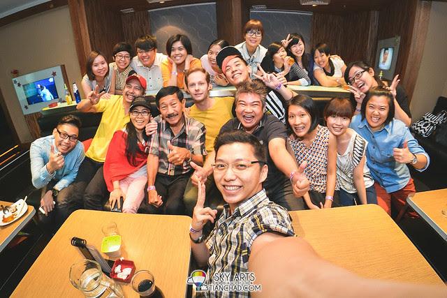 The Journey 一路有你 Media Redbox Gathering @ IOI Mall
