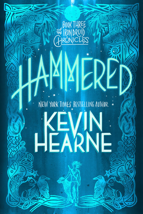 http://www.penguinrandomhouse.com/books/202872/hammered-the-iron-druid-chronicles-book-three-by-kevin-hearne/#