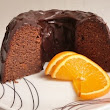 Xylitol Dessert: Chocolate Orange Bundt Cake