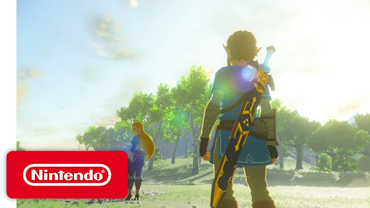 The Legend of Zelda: Breath of the Wild - Nintendo Switch Presentation 2017 Trailer - YouTube