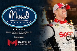"Carl Edwards to receive sportsmanship award for ""pure class"""