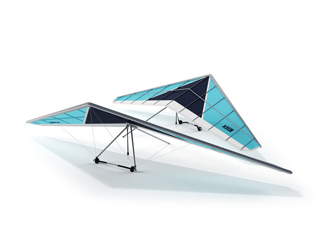 MMD Airplay Hang Glider