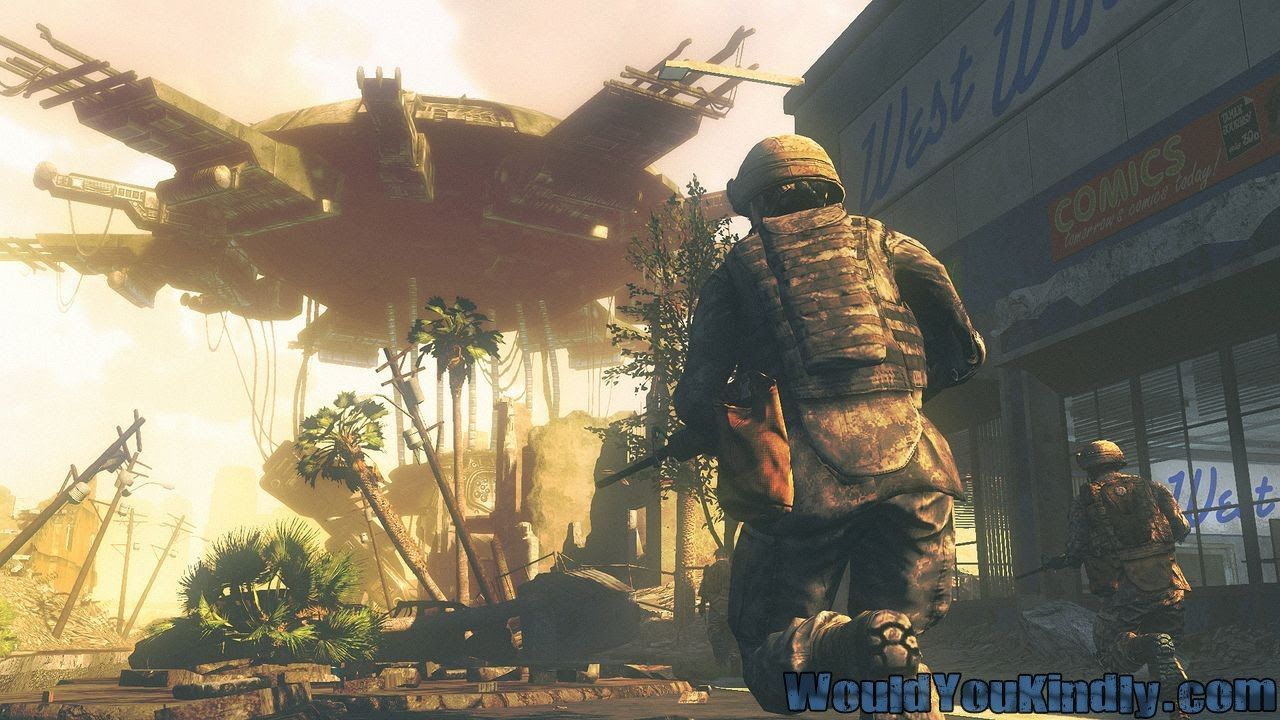 Battle Los Angeles PC Game  download free