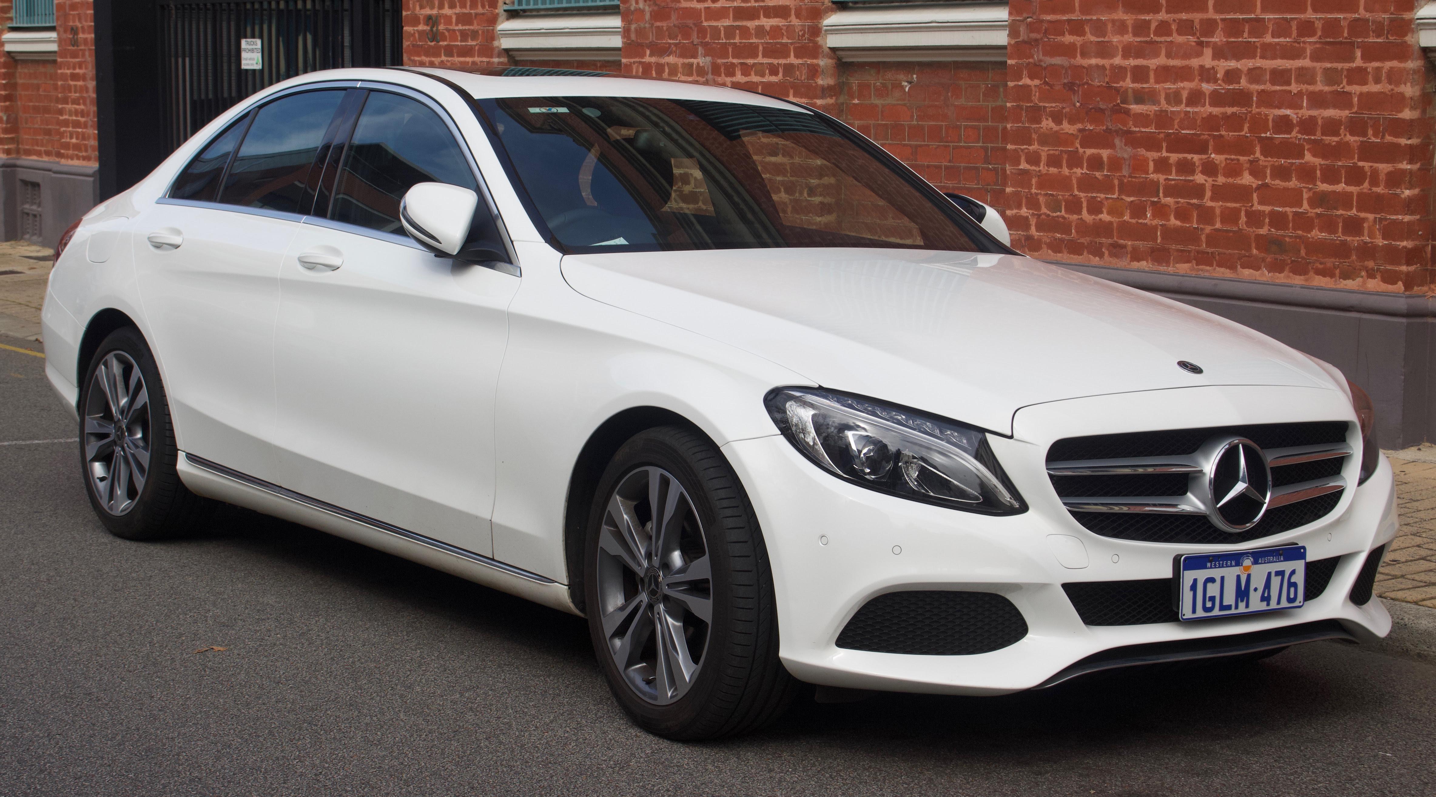 Mercedes-Benz C-Class - Wikiwand