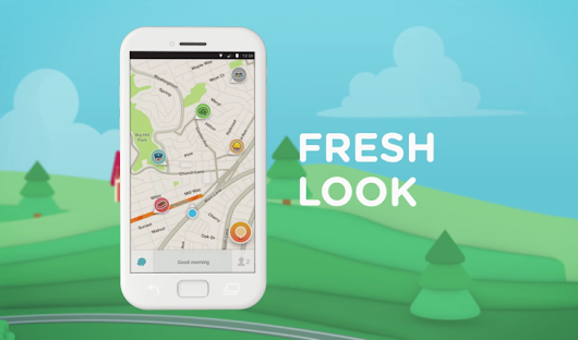 WAZE Goes 4.0 For Android And It Rocks!