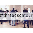 CLICK HERE to support Threads on Tour: Pop-up Gallery Project