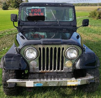 jeep cj5 parts catalog