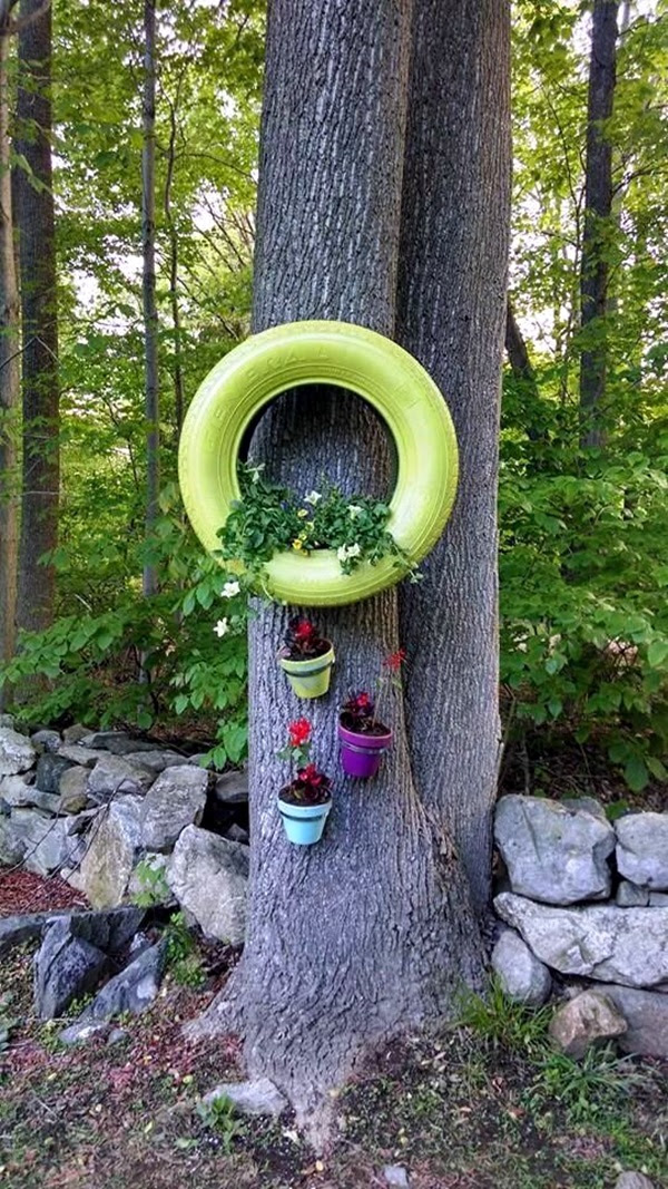 Smart Ways to Use Old Tires (37)