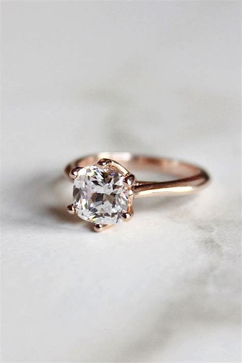 27 Budget Friendly Engagement Rings Under $1,000
