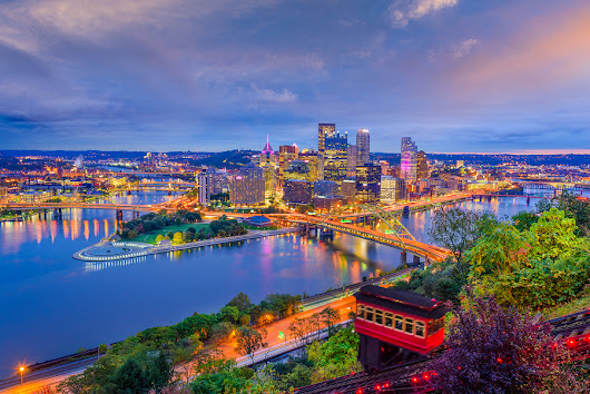 Pittsburgh forges a new future, remaking iconic steel town into a modern innovation factory – GeekWire
