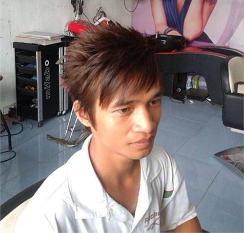Hình ảnh Ca sĩ Lệ Rơi gây bão mạng vì đổi kiểu tóc phong cách Hàn Quốc số 2