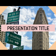 Free presentation template Talbotton - Slides Power