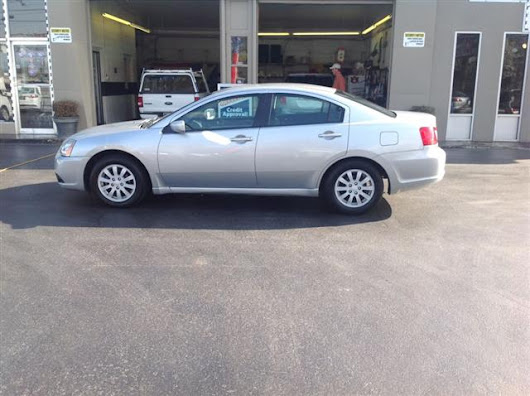 Used 2012 Mitsubishi Galant for Sale in Huntsville AL 35805 Richard Hughes Auto Sales