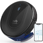 eufy RoboVac G10 Hybrid, Robot Vacuum Cleaner, Smart Dynamic Navigation, 2-in-1 Sweep and Mop, Wi-Fi, 2000Pa, Robotic Vacuum for Hard Floors Only