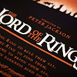The Lord of The Rings Poster Designs by Olly Moss
