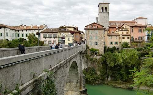 Cividale, Ponte del Diavolo (Copyright © 2011 runinternational.eu)