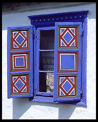 Romanian Window