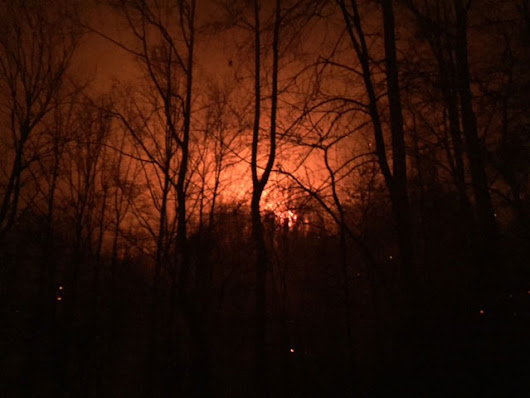 Experiencing the Gatlinburg Fires: A Vacation Rental Trip We'll Never Forget - Holiday Vacation Rentals