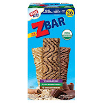 Clif Kid Organic ZBar, Variety Pack, 1.27 oz, 36-count