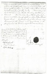 Will Margaret Ainscough d.1812 pg3
