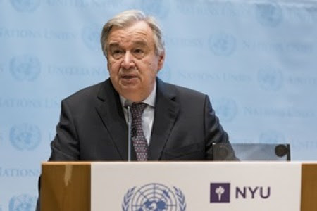 UN chief urges world to implement Paris Agreement on climate change | Bioenergy Insight Magazine