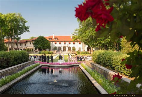 The Armour House Mansion & Gardens in Lake Forest
