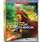 Thor: Ragnarok, Digital - Blu-ray