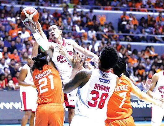 Ginebra Wins Championship: Ends 8 Year Drought From The Philippine Basketball Association | SLASHPLUG