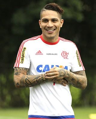 Guerrero, Flamengo (Foto: Gilvan de Souza / Flamengo)
