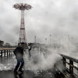 Hurricane Sandy Pounds New York City as It Moves Inland
