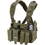 Barska VX-400 Tactical Chest Rig Green