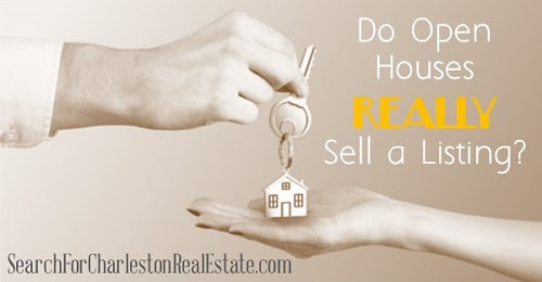 Do Open Houses Really Sell a Listing?