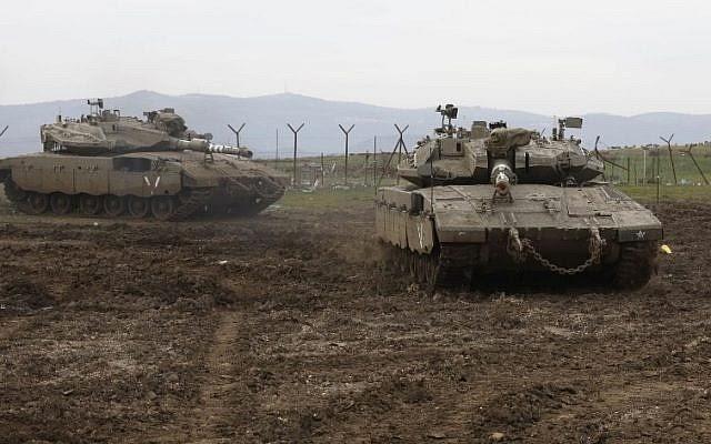 Tensão Israel e Irã na Síria