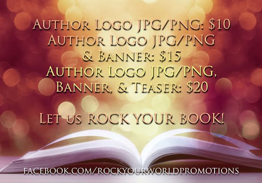I will create your author logo