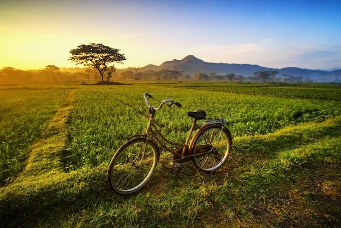 Bersepeda Bermanfaat Bagi Pemberdayaan Perempuan di Daerah Miskin