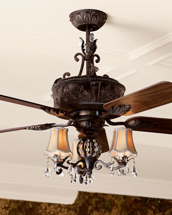 Unusual Ceiling Fans With Lights - Home and Garden