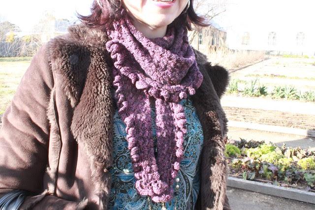 Solveig scarf