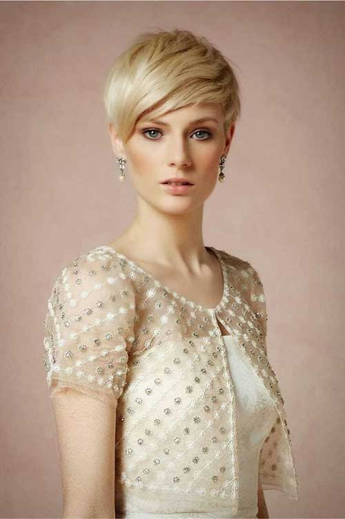 20 Latest Long Pixie Cuts | Short Hairstyles & Haircuts 2018